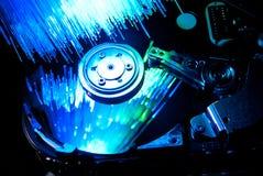 диск трудный Стоковая Фотография