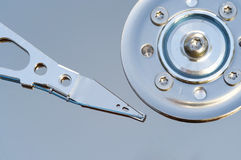 диск трудный Стоковая Фотография RF