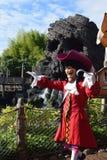 Диснейленд Париж Adventureland Стоковые Изображения