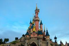 Диснейленд Париж стоковое изображение rf