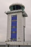 Диспетчерская вышка авиапорта Стоковое Изображение RF