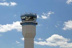 Диспетчерская вышка миров самая занятая во время EAA AirVenture Стоковая Фотография