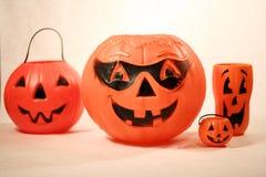 Дисплей хеллоуина Стоковая Фотография