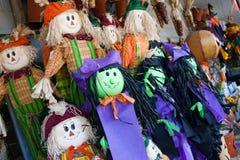 дисплей halloween Стоковое фото RF