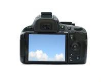 Дисплей камеры Стоковые Фото