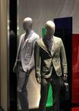 Дисплей магазина моды Стоковая Фотография RF