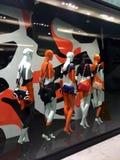 Дисплей окна Dior в Thainland Стоковое Изображение RF