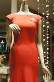 Дисплей розницы манекена моды Стоковые Фотографии RF