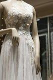 Дисплей розницы манекена моды Стоковая Фотография