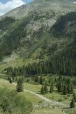 Озеро 2 гор Колорадо Стоковая Фотография RF