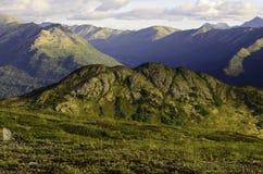 Дистантные холмы Стоковая Фотография