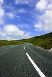 дистанционная дорога Стоковые Фото
