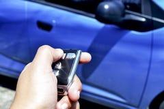 Дистанционное управление автомобиля Стоковая Фотография