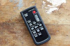 Дистанционное управление видеокамеры Стоковое Изображение