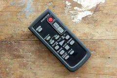 Дистанционное управление видеокамеры Стоковые Фотографии RF