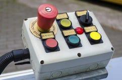 Дистанционное управление для старта и стопа Стоковое фото RF