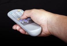 дистанционный tv Стоковое Фото