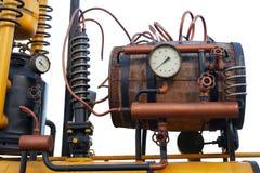 Дистиллятор Steampunk стоковая фотография