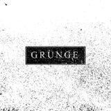 Дистресс текстуры Grunge Шаблон вектора Стоковые Изображения RF