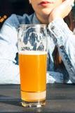 Дилемма пива Стоковые Фото