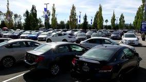 Дилерские полномочия автомобиля Hyundai сток-видео
