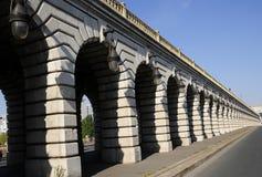 Длинний мост Стоковое Изображение RF