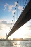 Длинний мост Стоковая Фотография