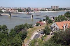 Длинний мост Стоковые Фотографии RF