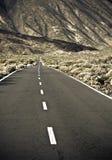 длинний путь Стоковая Фотография
