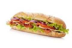 длинний сандвич Стоковые Фото