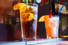 Длинный коктеиль Стоковая Фотография RF