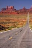 длинный путь Стоковая Фотография RF