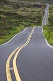 длинный путь Стоковое Фото