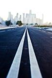 длинный путь s Стоковое фото RF