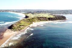 Длинный Headland рифа стоковое фото rf