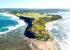 Длинный Headland рифа стоковое изображение rf