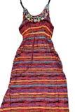 Длинняя юбка стоковая фотография