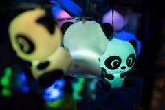 Дневная игрушка панды Стоковое Фото