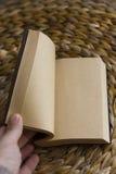 дневник старый Стоковые Фото