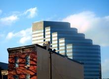 дневное время зданий Стоковые Фото