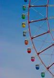 Дневное время колеса Ferris Стоковое Изображение RF