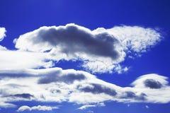 Дневной свет неба. Естественный состав неба. Стоковая Фотография RF