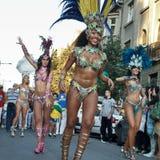 Дни Бразилии Стоковые Изображения RF