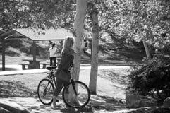 Дни парка Стоковое Фото