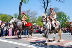 дни Румыния города торжества brasov Стоковые Изображения RF