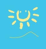 дни солнечные бесплатная иллюстрация