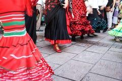 Дни справедливые в Fuengirola Испании Стоковая Фотография