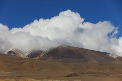 дни altai продолжают лето гор Красивейший ландшафт гористой местности Россия Сибирь Стоковое фото RF