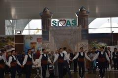Дни 2017 Sivas Ä°stanbul, Турция стоковое фото rf