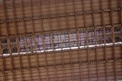 Дно Бруклинского моста стоковые изображения rf